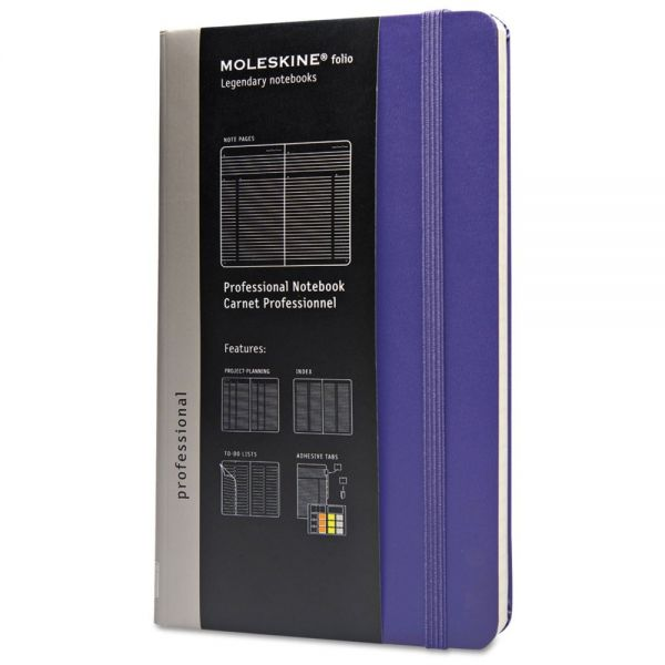 Moleskine Professional Notebook