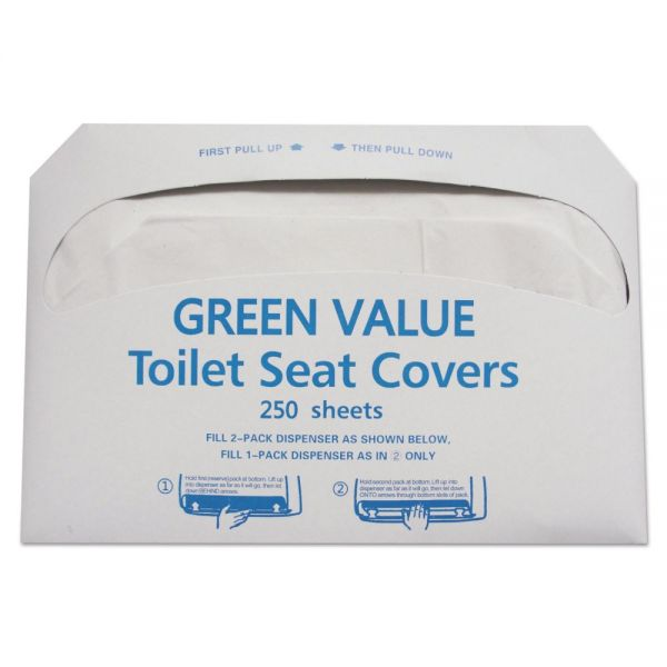 GEN Half-Fold Toilet Seat Covers
