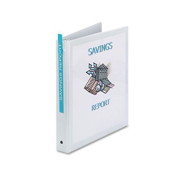 "Avery Economy 1"" 3-Ring View Binder"