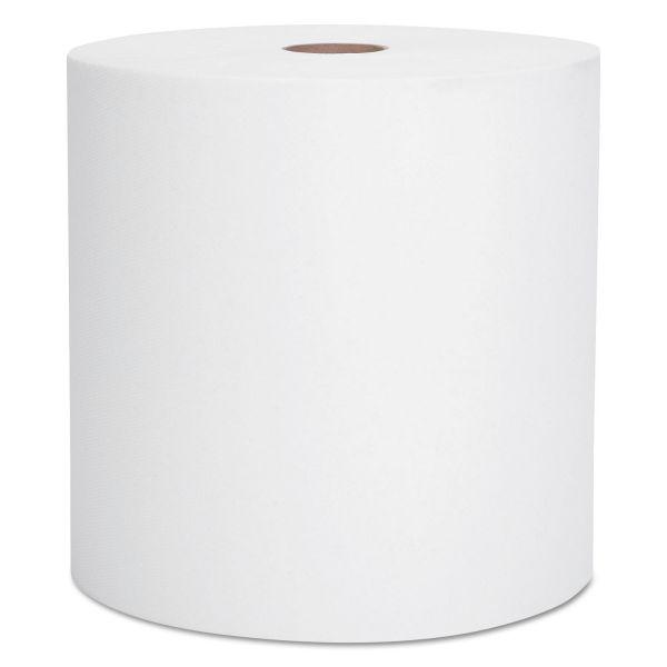 Scott Hardwound Non-Perforated Paper Towel Rolls