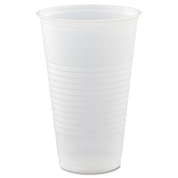 Dart 16 oz Plastic Cups