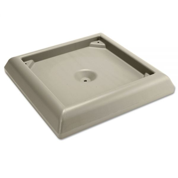 Rubbermaid Commercial Weighted Base Accessory for Ranger Containers