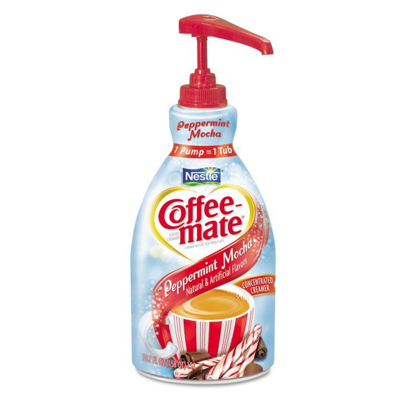 Coffee-mate Liquid Peppermint Mocha Coffee Creamer