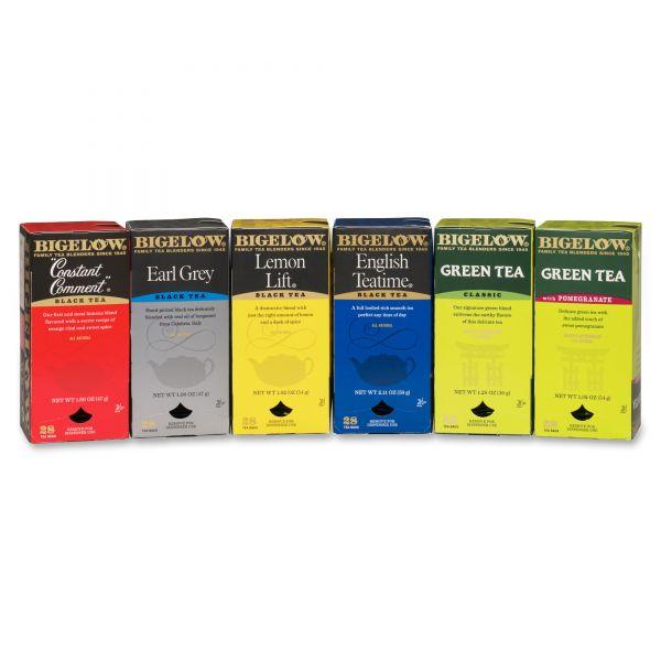 Bigelow Assorted Flavored Tea