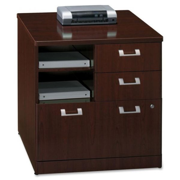 bbf Quantum QT255FCS Storage File Cabinet by Bush Furniture
