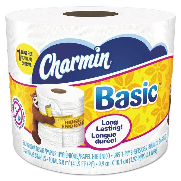 Charmin Basic Huge Roll Toilet Paper