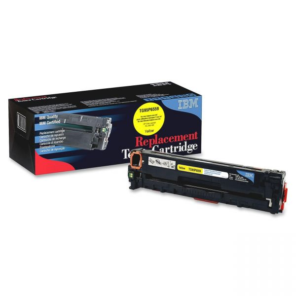 IBM Remanufactured HP 305A (CE412A) Toner Cartridge