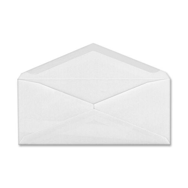 MeadWestvaco Columbian Plain White Business Envelopes