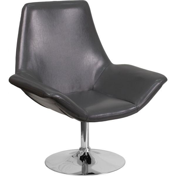 Flash Furniture HERCULES Sabrina Series Leather Reception Chair