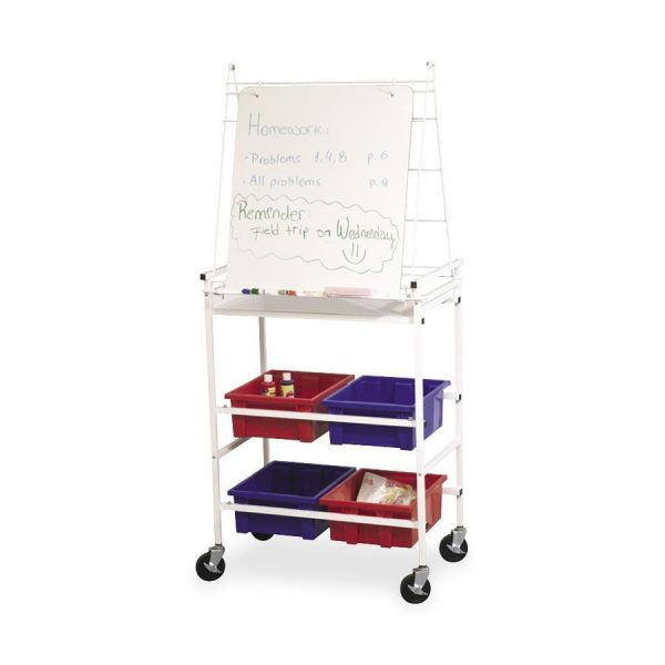 MooreCo Easel Cart with Wheels