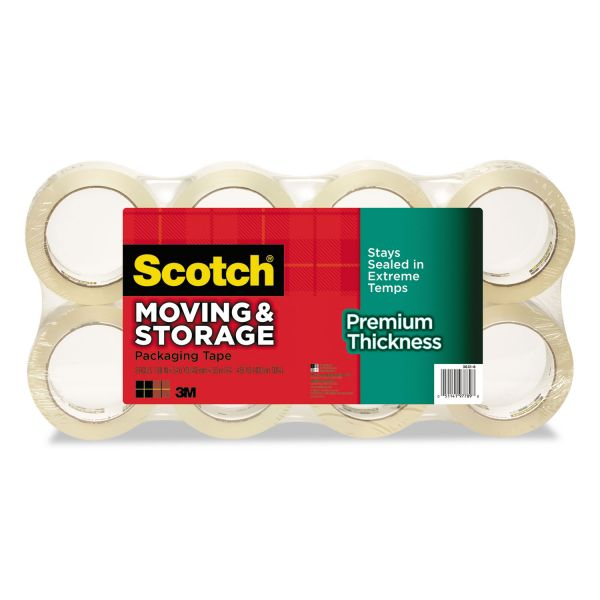 """Scotch Moving & Storage 2"""" Packaging Tape"""