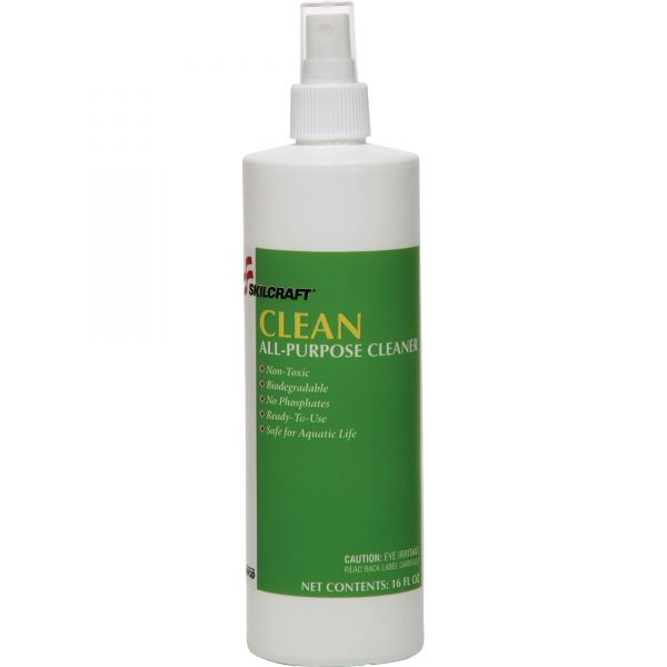 SKILCRAFT Clean All-Purpose Cleaner