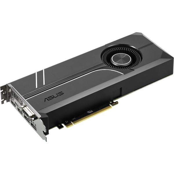 Asus TURBO-GTX1060-6G GeForce GTX 1060 Graphic Card - 1.51 GHz Core - 1.71 GHz Boost Clock - 6 GB GDDR5 - PCI Express 3.0 - Dual Slot Space Required