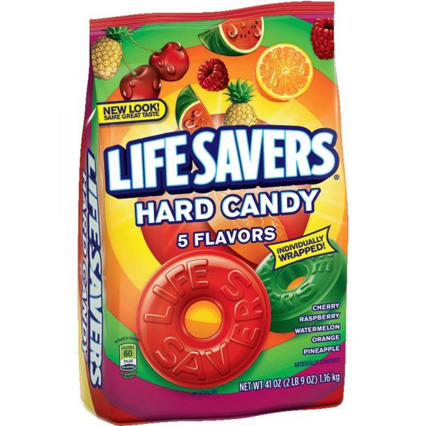 Life Savers Individually Wrapped Hard Candy