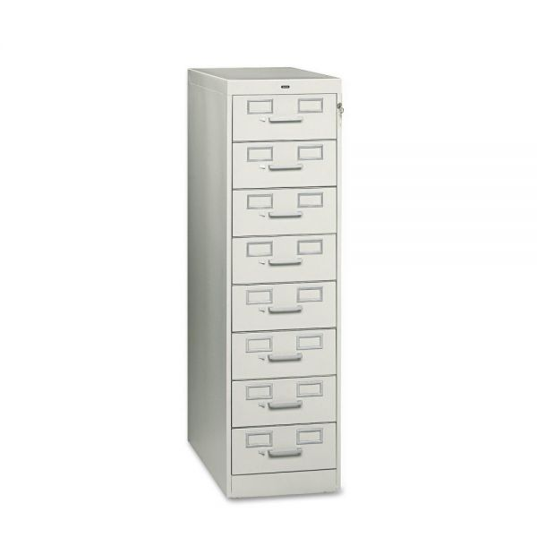 Tennsco 8-Drawer Card File Cabinet
