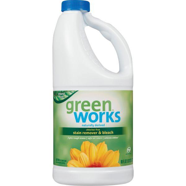 Green Works Natural Chlorine-Free Liquid Bleach