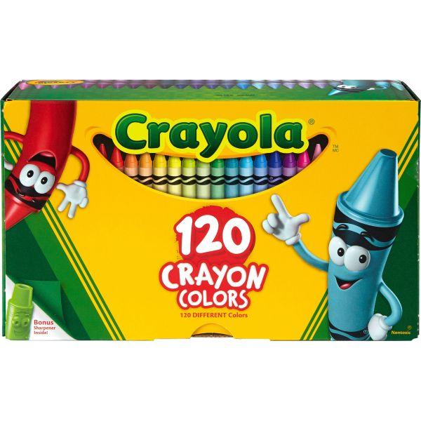 Crayola 120 Crayons