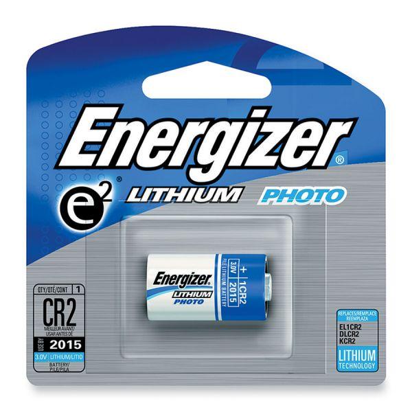 Energizer CR2 e2 Lithium Photo Battery