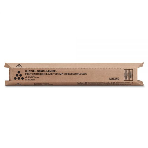 Ricoh 841284 Black Toner Cartridge