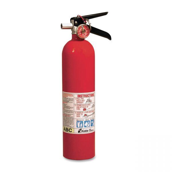 Kidde Pro Line ABC Fire Extinguisher