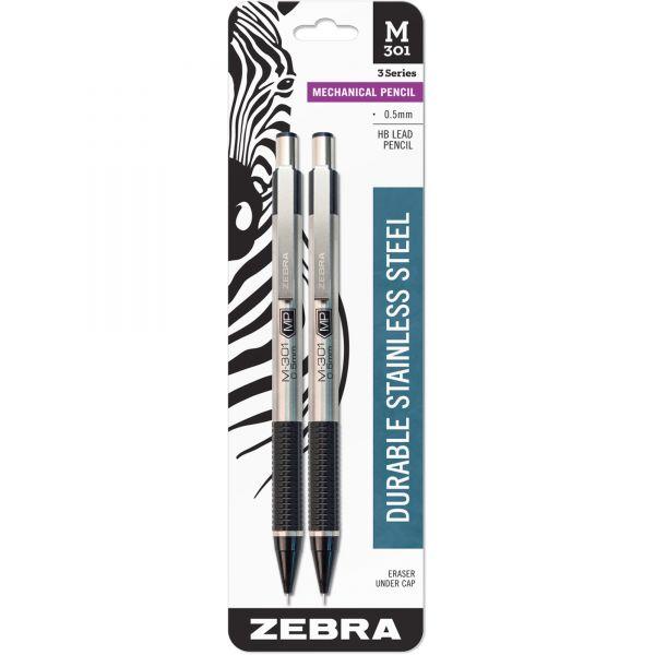 Zebra Pen M-301 0.5 Mechanical Pencils
