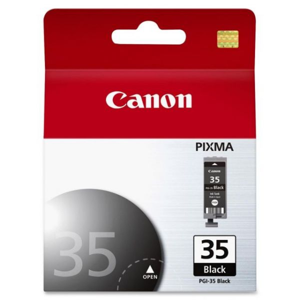 Canon PGI-35BK Black Ink Cartridge (1509B002)