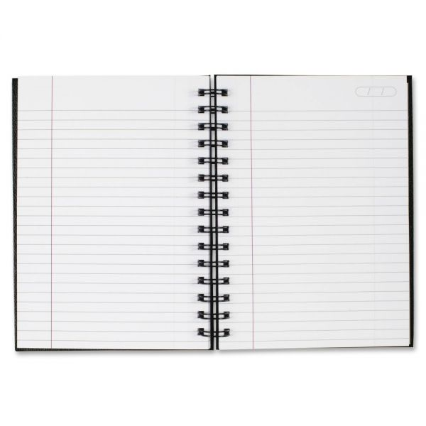 Mead Cambridge Poly Pocket Hardbound Business Notebook