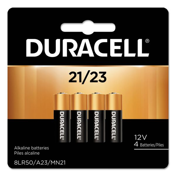 Duracell CopperTop Alkaline Batteries with Duralock