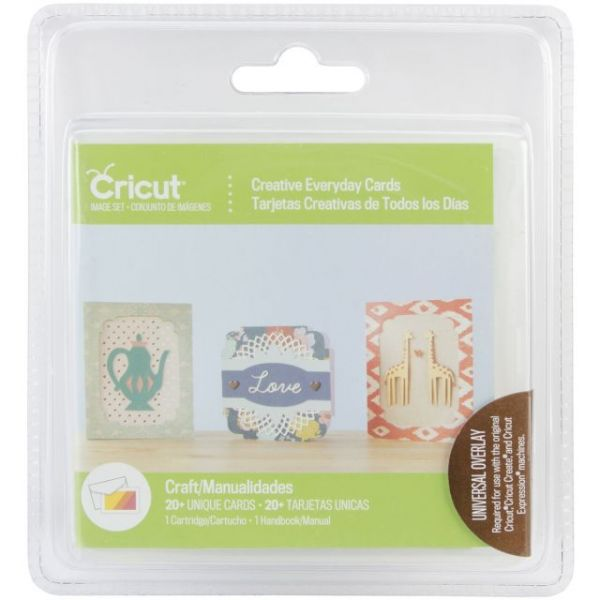 Cricut Project Cartridge