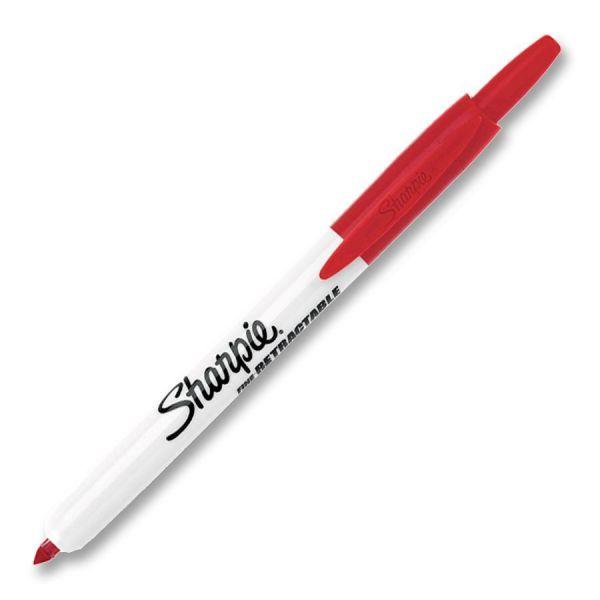 Sharpie Retractable Fine Point Permanent Marker