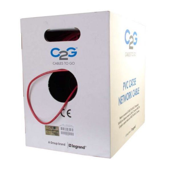 C2G Cat.5e Patch UTP Network Cable