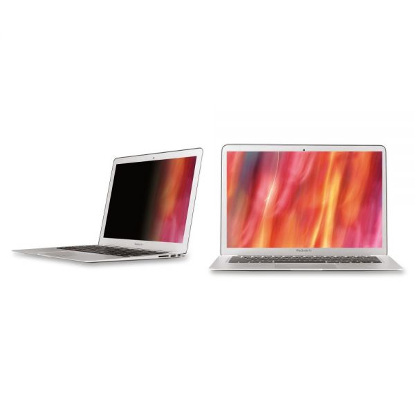 3M MacBook Air Privacy Screen Clear, Black