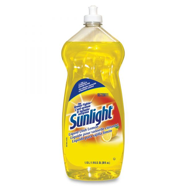 Sunlight Liquid Dish Soap
