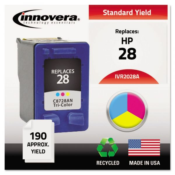 Innovera Remanufactured 8728AN (28) Ink, Tri-Color