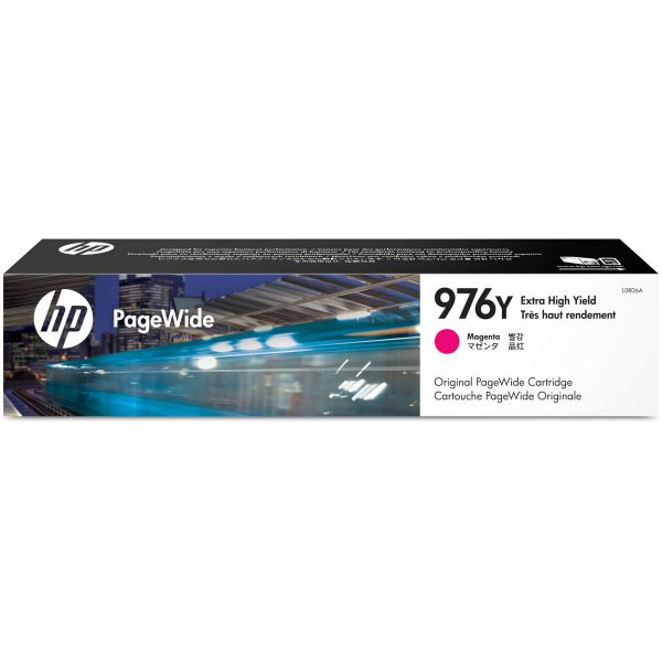 HP 976Y Magenta Ink Cartridge (L0R06A)