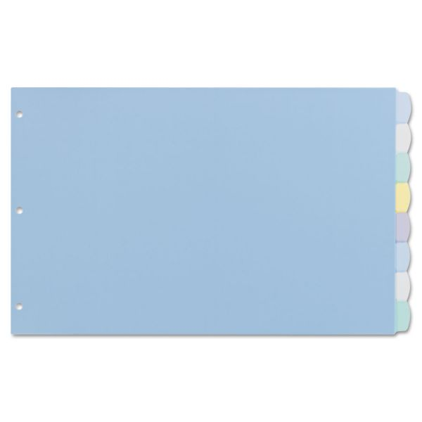 "Avery 11"" x 17"" Write-On Big Tab Dividers"