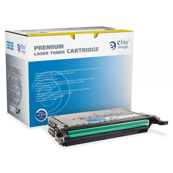 Elite Image Remanufactured Samsung (CLP775B) Toner Cartridge