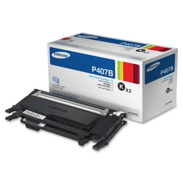 Samsung P407B Black Toner Cartridges