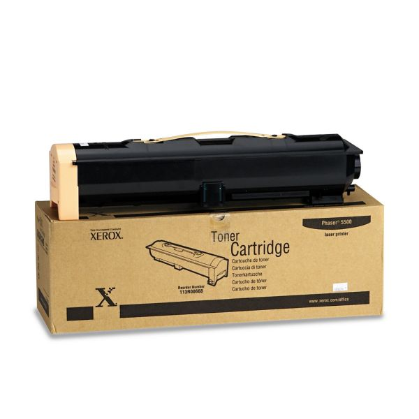 Xerox 113R00668 Black Toner Cartridge