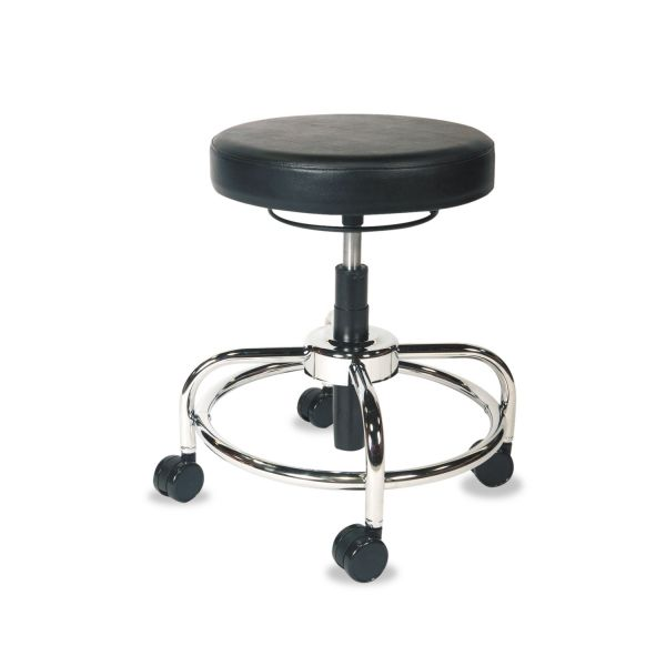 Alera Plus HL Series Height-Adjustable Utility Stool