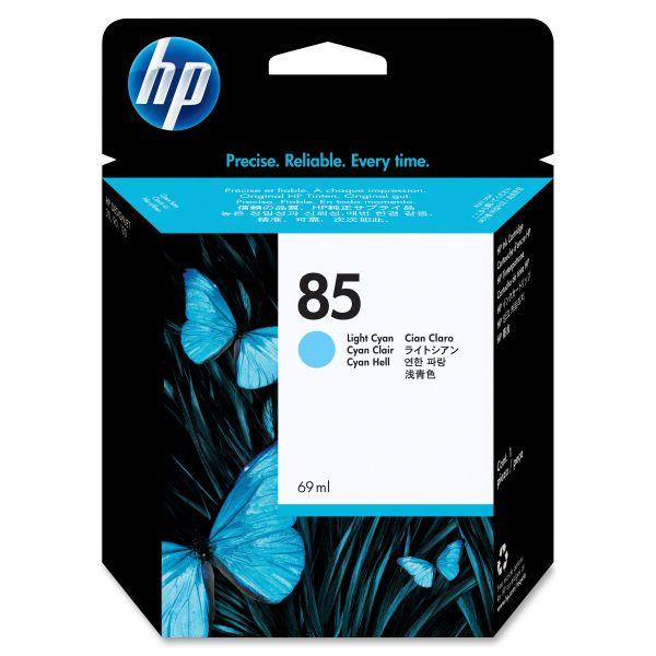 HP 85 Light Cyan Ink Cartridge (C9428A)