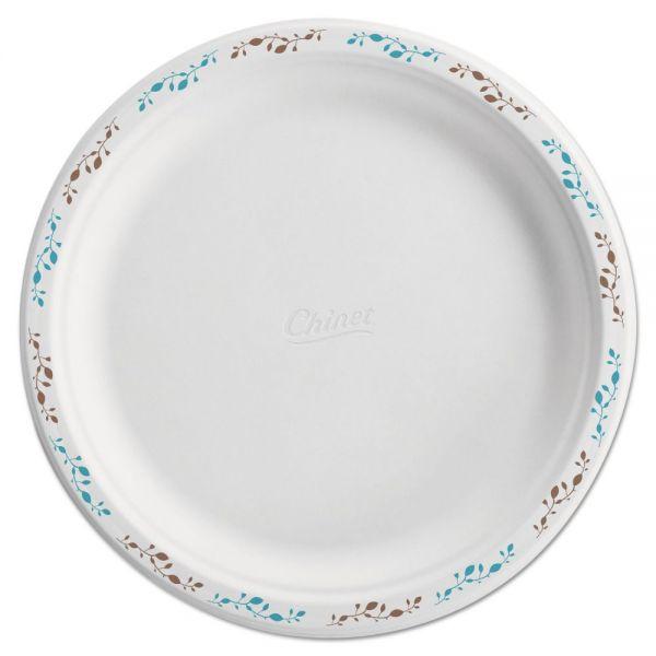 "Chinet 10.5"" Molded Fiber Plates"