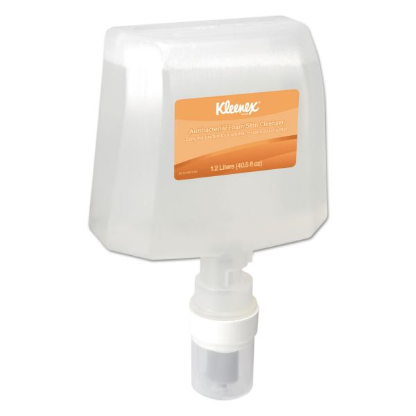 Kleenex Antibacterial Foam Hand Soap Refills