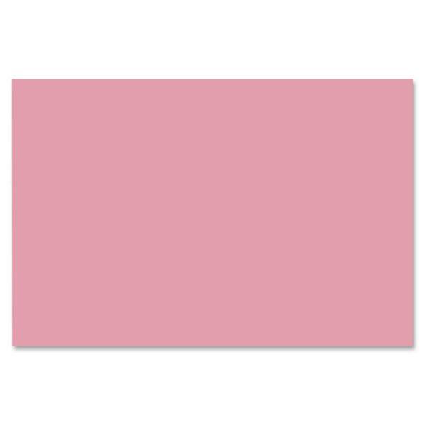 Nature Saver Pink Construction Paper