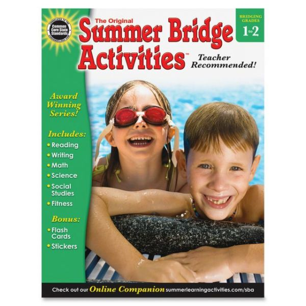 Summer Bridge Activities Workbook