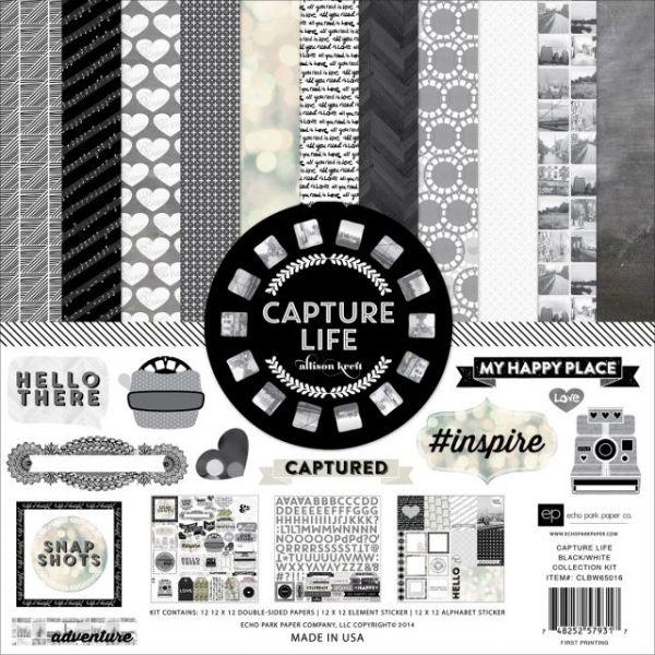 Echo Park Collection Scrapbook Kit