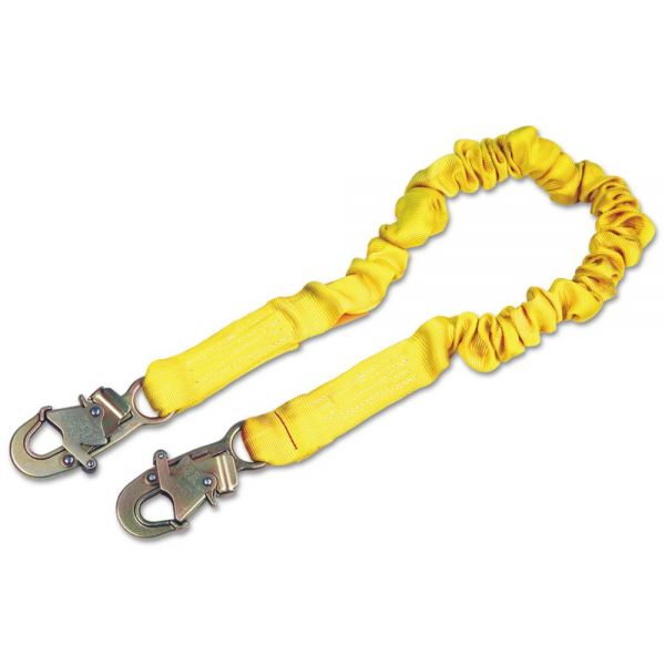 DBI-SALA ShockWave2 Shock-Absorbing Lanyard, 900 lb Arresting Force