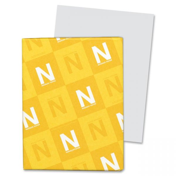 Neenah Paper Exact Index Gray Colored Card Stock