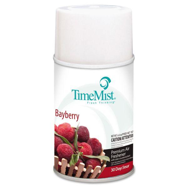 TimeMist Metered Fragrance Dispenser Refill, Bayberry, 6.6 oz, Aerosol