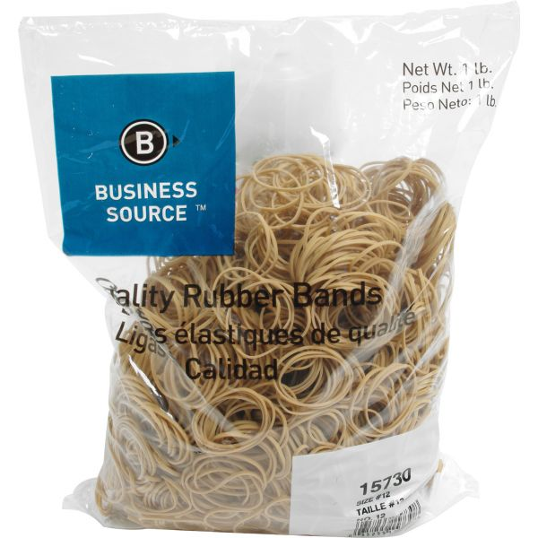 Business Source #12 Rubber Bands